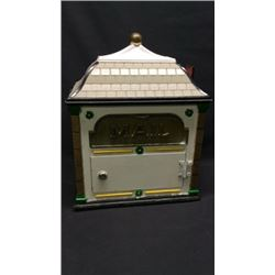 Metal And Brass Front Depositary Mailbox