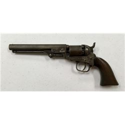 Colt 1849 Pocket Model Revolver Cal 31 Date 1875