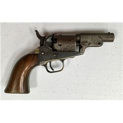 Colt Model 1849 Cal. 31 Date 1852pocket Revolver