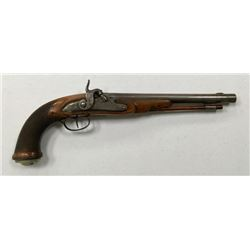 Percussion Dueling Pistol Cal. 60 Date 1840's