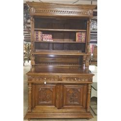 19th Century Dutch Hunters Cabinet