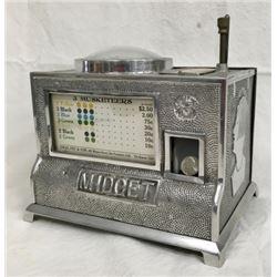 Rare Fey Midget Roulette 5 Cent Trade