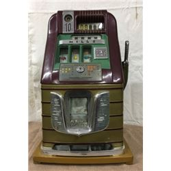 Mill High Top 10 Cent Slot Machine With