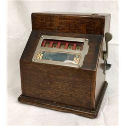 Jennings 5 Cent Poker Trade Stimulator