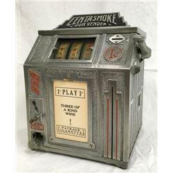 Centersmoke 1 Cent Gum Vendor Trade Stimulator