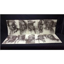 Signed And Numbered Prints Norberto Reyes