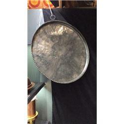 Large Copper Paella Pan