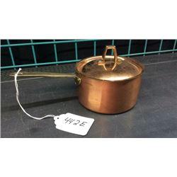 Paul Revere Copper Cookware