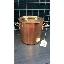 Bazar Francais Copper Cookware
