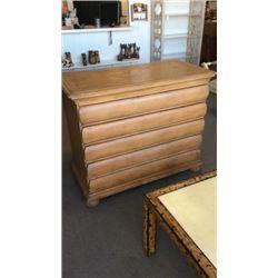 Century 5 Drawer Pine Chest 39''T x 48''W x 23''D