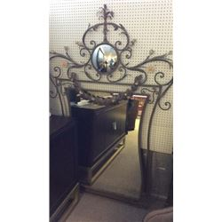 Maitland Smith Metal Framed Mirror 81''T x 54''W