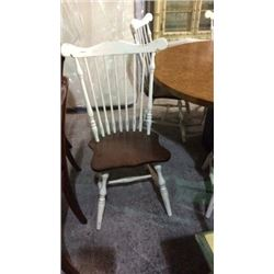 Accents & More Spindle Back Antique White and