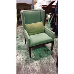 Drexel Heritage Petite Wing Chair