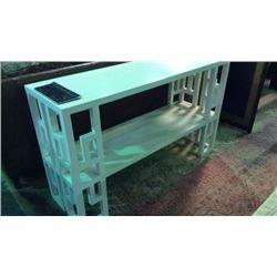 Century Oriental Style Entry/Sofa Table