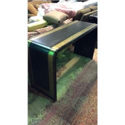 Maitland Smith U Shaped Entry/Sofa Table with