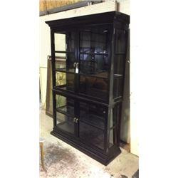 Century Jet Curio Cabinet