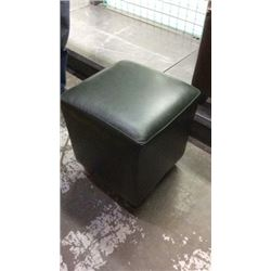 """Distinction Leather Co Foot Stool 17""""x 16""""x16"""""""