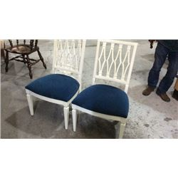 Century Occasional Chairs Pair