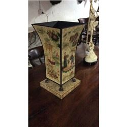 Ardley Hall Hand Painted Toll Umbrella Stand