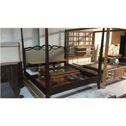 Century King Size Poster Bed