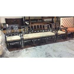 Ardley Hall 3pc Sette Set  Sofa Measures
