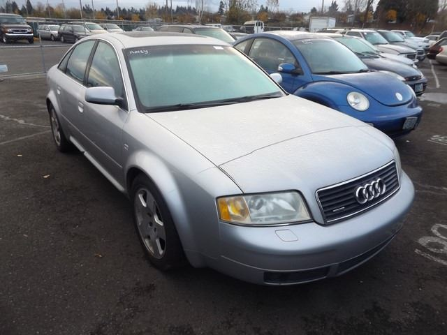 2001 Audi A6 Speeds Auto Auctions