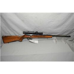 "Brno Czechoslovakia Model 581 Automatic .22 LR Cal Mag Fed Semi Auto Rifle w/ 22"" bbl [ blued finish"