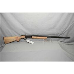 "Cooey Model 840 .12 Ga 2 3/4 & 3"" Full Choke Single Shot Bolt Action Shotgun w/ 30"" bbl [ patchy blu"
