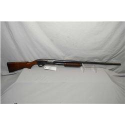 "Remington Model 870 Wingmaster .12 Ga 2 3/4"" Pump Action Shotgun w/ 30"" full choke [ blued finish st"