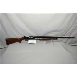 "Winchester Model 12 .12 Ga Super Speed and Super X 3"" Pump Action Shotgun w/ 30"" bbl [ blued finish,"