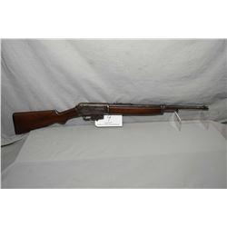 """Winchester Model 1907 SL .351 SL Cal Semi Auto Rifle w/ 20"""" bbl [ fading blue finish with some surfa"""