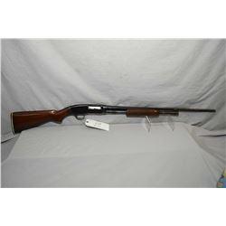"Winchester Model 42 .410 Ga 3"" Pump Action Shotgun w/ 26"" Full Choke bbl [ good blued finish, starti"