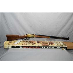 "Winchester Model 94 Centennial 66 Commemorative .30 - 30 Win Cal Lever Rifle w/ 26"" octagon bbl full"