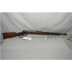 "Winchester Model 1894 .30 WCF Cal Lever Action Rifle w/ barrel cut down to 21 3/4"" approx. 3/4 mag ["