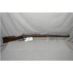"Winchester Model 1894 .24 / 35 WCF Cal Lever Action Rifle w/ 26"" rnd bbl full mag [ fading blue fini"