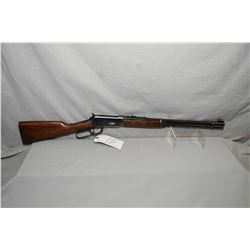 "Winchester Pre 64 Model 94 .30 - 30 Win Cal Lever Action Rifle w/ 30"" bbl [ fading blue finish, more"