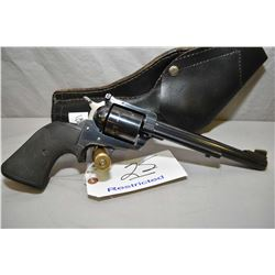 Ruger Model New Model Super Blackhawk .44 Mag Cal 6 Shot Revolver w/ 190 mm bbl [ blued finish, some
