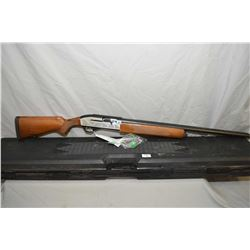 "Angelo Zoli Model Semi Auto .12 Ga 2 3/4"" Semi Auto Shotgun w/ 28"" bbl [ blued finish, with scroll a"