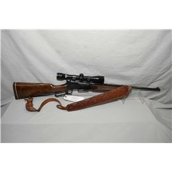 "Browning Model BLR .308 Cal Mag Fed Lever Action Rifle w/ 20"" bbl [ blued finish, back sight removed"