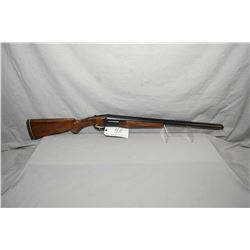 "Ithaca ( Custom Crafted by for Ithaca by SKB ) Model 200 E .20 Ga 3"" Side by Side Hammerless Shotgun"