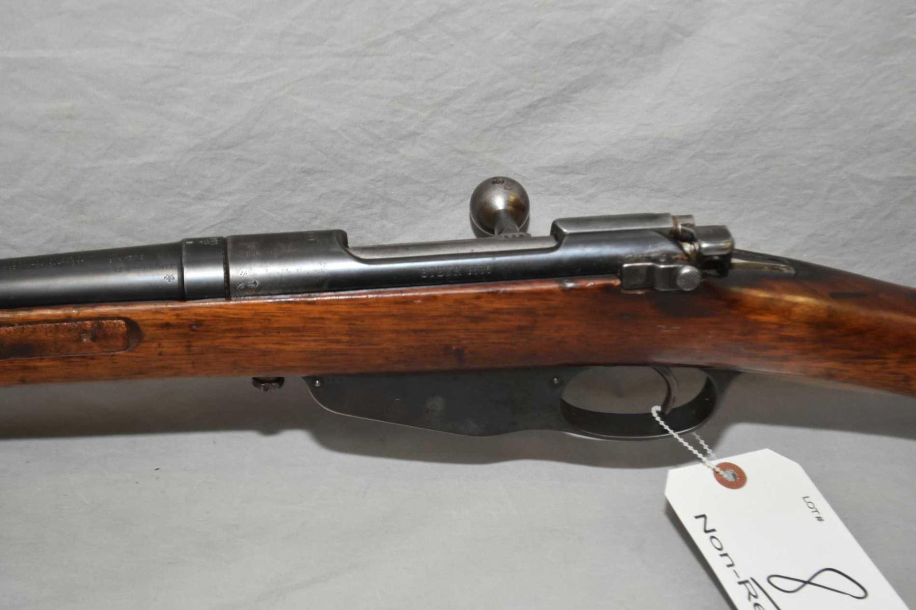 BSA ( Manufactured Bisley Match Rifle ) Built on Dutch