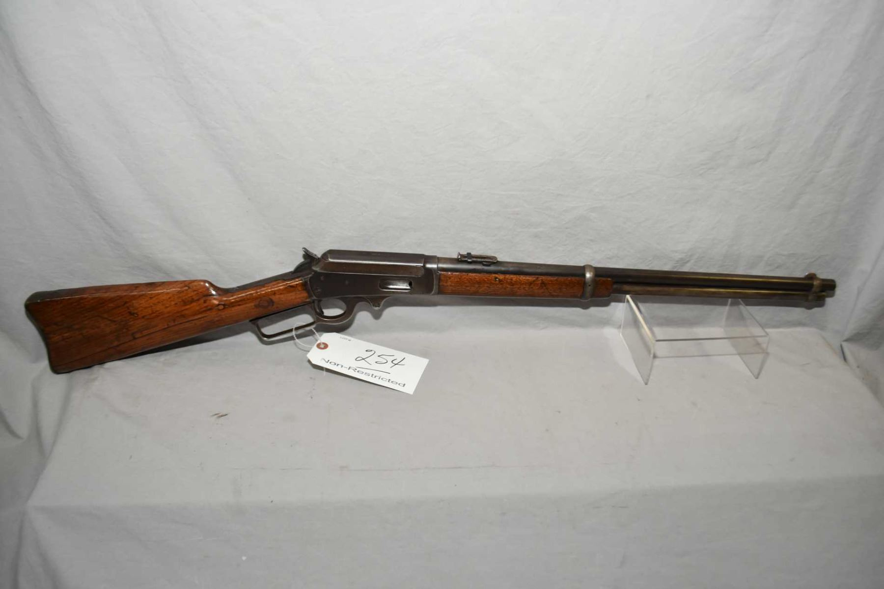 Marlin Model 1893  30 - 30 Cal Lever Action Saddle Ring