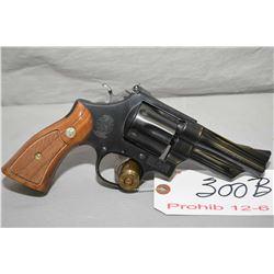 Smith & Wesson Mod 28 - 2 Highway Patrolman .357 Mag 6 Shot Revolver w/ 102 mm bbl [ blued finish, s