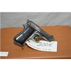 Beretta Model 1934 .380 Auto Cal 7 Shot Semi Auto Pistol w/ 87 mm bbl [ fading blue finish with some