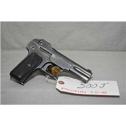 F.N. Browning Model 1900 .32 Auto Cal 7 Shot Semi Auto Pistol w/ 102 mm bbl [ fading blue finish, wi