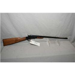"Remington Model 6 .22 LR Cal Single Shot Falling Block Rifle w/ 20"" bbl [ reblued finish, sanded and"