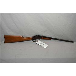 "Stevens Model Little Scout 14 1/2 .22 LR Single Shot Falling Block Rifle w/ 18"" bbl [ blued finish,"
