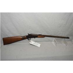"Remington Model 6 .22 LR Cal Falling Block Rifle w/ 20"" bbl [ fading blue finish turning brown, good"