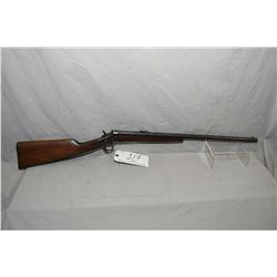 "Remington Model No. 4 Rolling Block .25 - 10 R.F. Cal Rolling Block Rifle w/ 22 1/2"" octagon bbl [ b"
