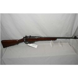 """Lee Enfield Model No 4 MK I * Long Branch Dated 1943 .303 Brit Cal Sporterized Rifle w/ 25 1/4"""" bbl"""